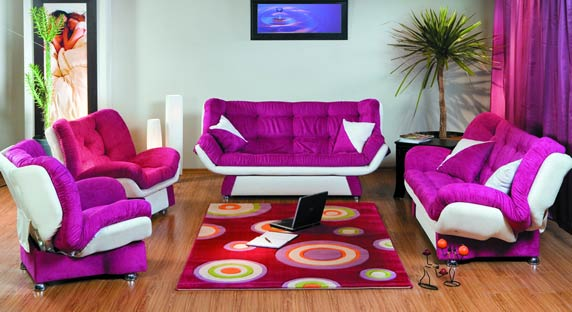 Flower Furniture Set