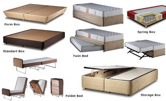 Bed Furniture Bases